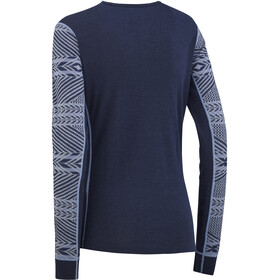 Kari Traa Sjarm T-shirt à manches longues Femme, naval